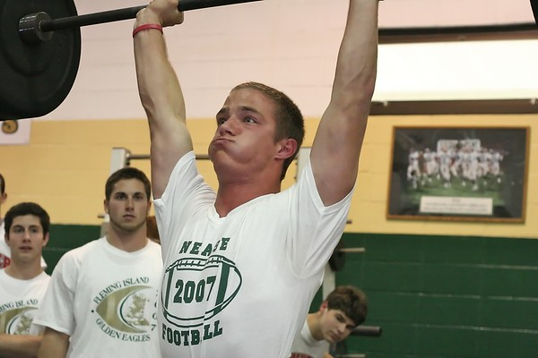 Nease Weightlifting