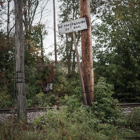 Richford Train Station