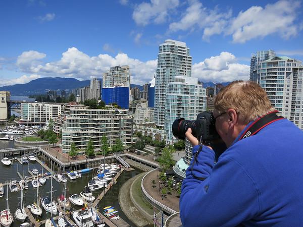 Granville Island Public Market, Vancouver, Canada - May, 2014