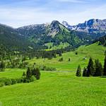 Rohrmoostal Schönenbach mountainbiking, Allgäu