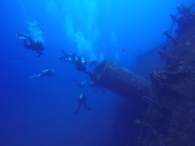 2016 蘭嶼潛水團