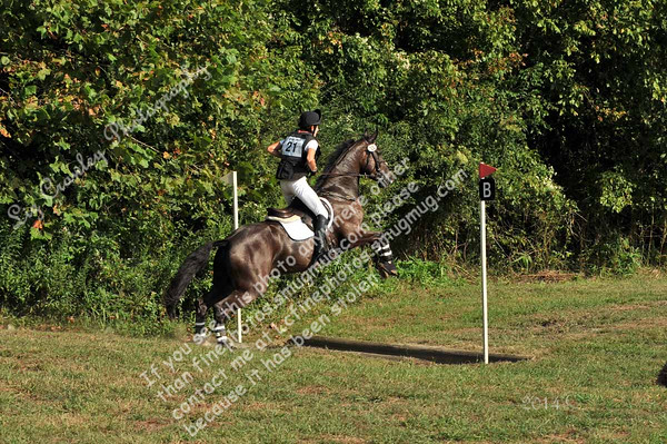 CANDACE BELL AND FERNHILL JET #21