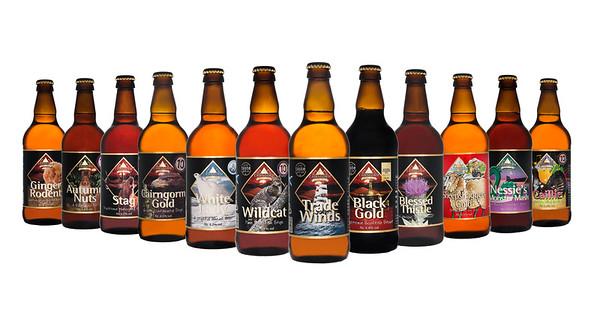 20140714 Bottle Ranges