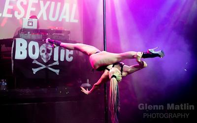 Bootie: 22 Sept 2018: Pole$exual (guest photographer Glenn Matlin)