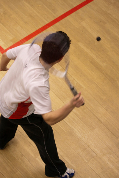 Squash Czech Junior Open 2009