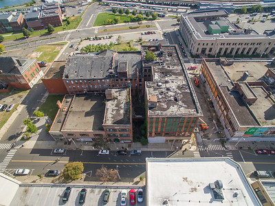 Aerials for Pre Fire Planning Middle St. (Bridgeport, CT) 10/04/16