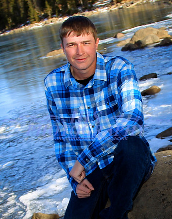 Jaren Oates Senior Portraits