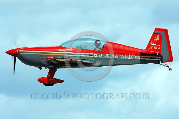 JORDANIAN: Royal Jordanian Falcons Aerobatic Display Team Extra 300L Aerobatic Aircraft Pictures