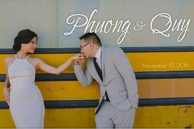 Phuong & Quy 11/19/16