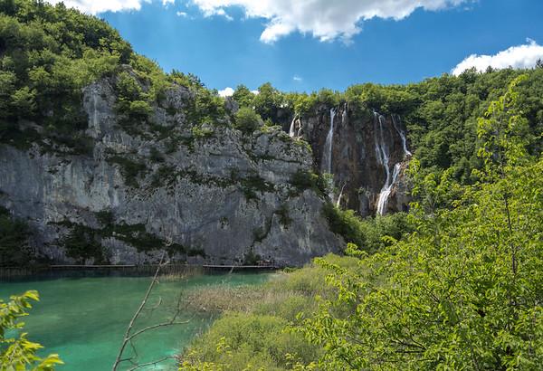 May 28 - Plitvice Lakes