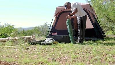 AFCT RAGBRAI Tent & Box
