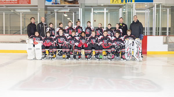 Bantam AE team shoot