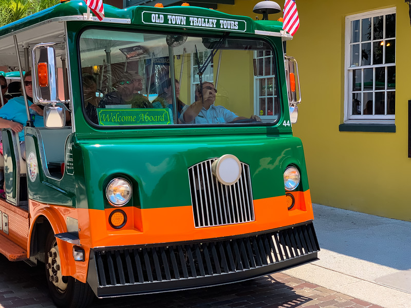 Old Time Trolley Tours