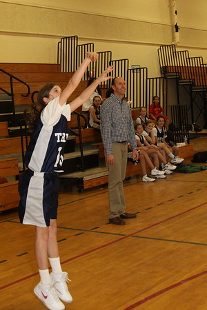 Triton Girls Basketball 2012