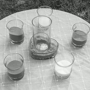 Pre Ceremony - Black & White