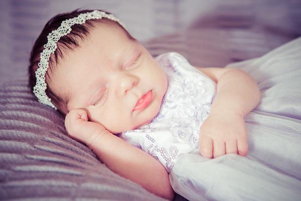 Violet Newborn