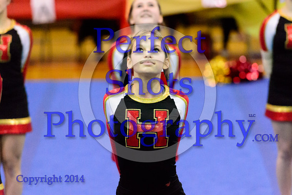 Haverford Heat Cheer - Senior Large