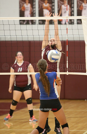 Dundee/PY Volleyball 10-2-15