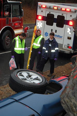 10-55 Rollover - Route 2&4 Wilton - November 22nd, 2010