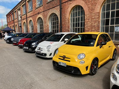 Abarth Owners Club Meeting - Car Natter - 30th May 2021