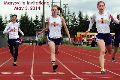 2014 Marysville Invitational