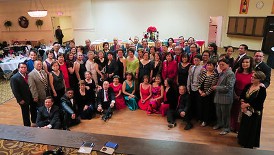 Global Destinations Christmas Party