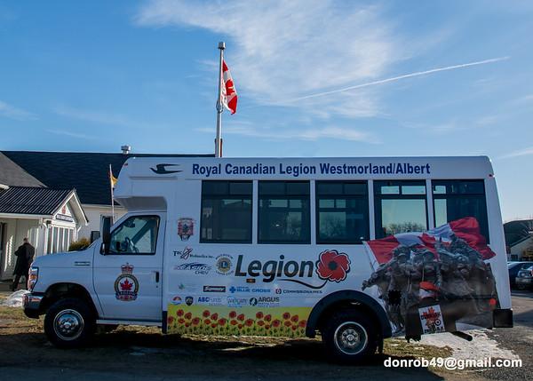 New Veteran Bus
