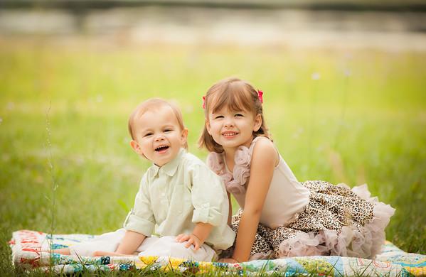 Alyssa & Ethan 3/2014