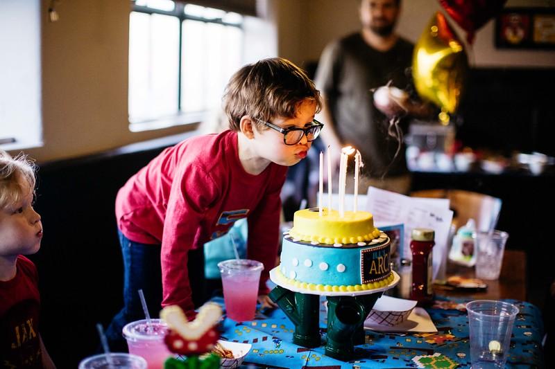 Will Casiano Birthday