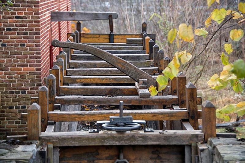 Colvin Run Mill - November