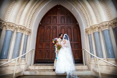 Alejandra and JR's Wedding