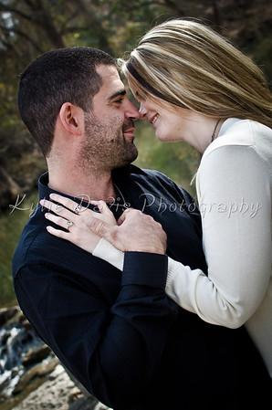 Andrea & John are engaged!