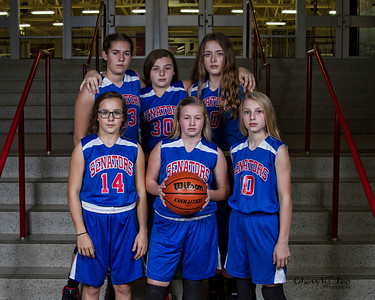 Jr High Girls Basketball
