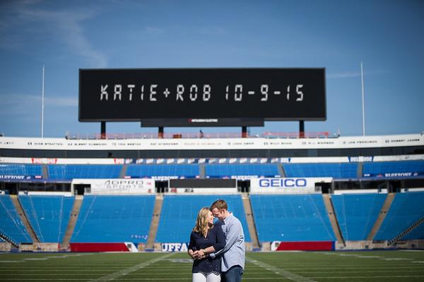 Katie & Rob
