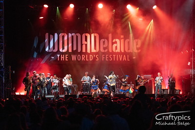 Womadelaide 2020 Saturday