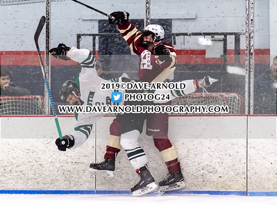 1/28/2019 - Boys Varsity Hockey - Arlington vs Austin Prep