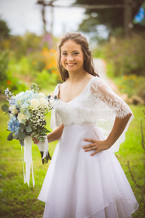 Kelsie & Andrew Creative Wedding Photos
