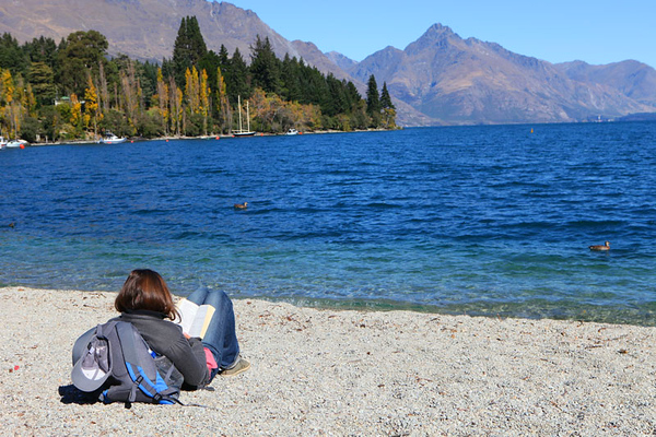 Reading by the lake.jpg