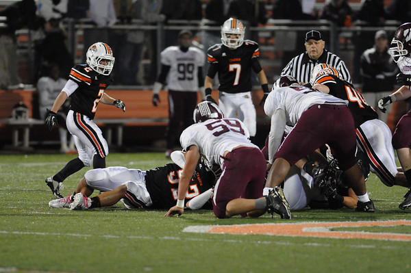 Chagrin Varsity v. Woodridge (Playoffs)