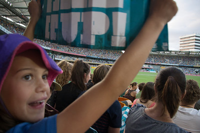 Our trip to the Gabba