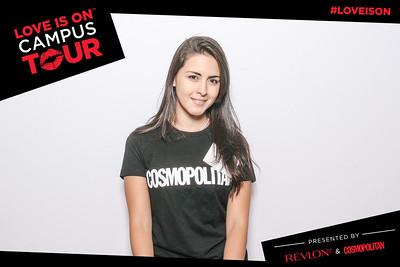 Revlon & Cosmopolitan Love is on Tour - University of Washington