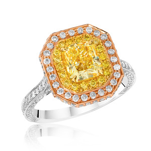 Yellow Diamonds