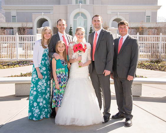 Candid & Group Pictures - Timpanogos Temple