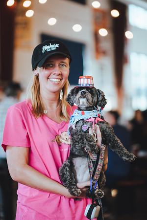 BarkHappy Buffalo: Dog Bless America Pup Crawl