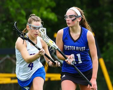 2019-5-29 WHS Girls Lacrosse vs Oyster River