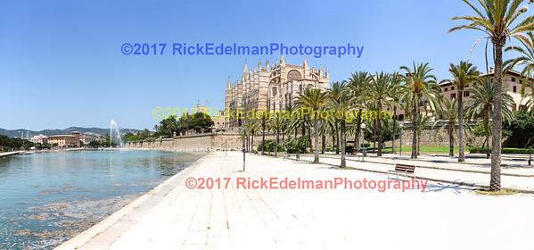 A Day in Palma de Mallorca, Spain