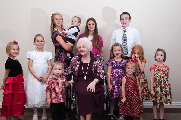 Boberg Family