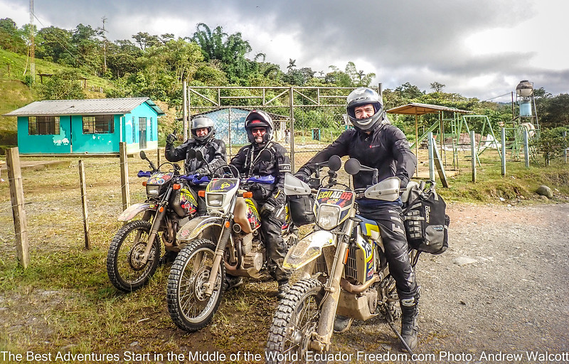 Off-Road Ecuador ADVenture - January 2020