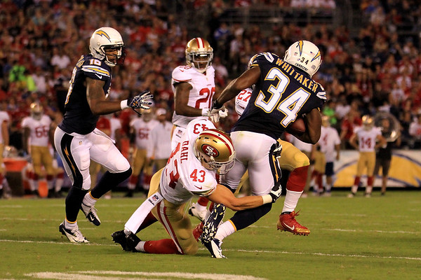 San Diego Chargers 2013
