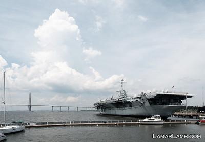 USS Yorktown - Patriots Point